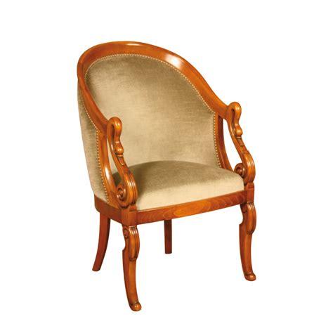small armchair brifaudon restauration style louis philippe ateliers allot