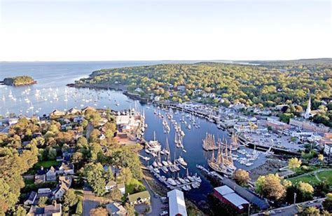 Beautiful Places In The Us by Camden Maine Vacation