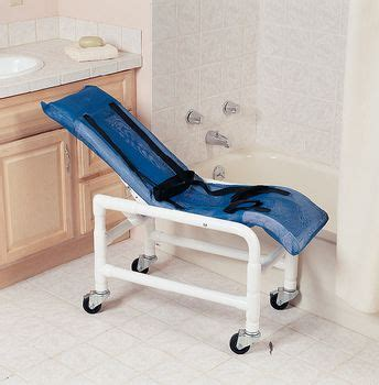 recline bath reclining shower bath chair item 926408