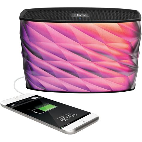 ihome color changing holidaygiftguide ihome color changing speaker a