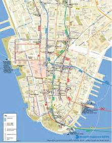 map of manhattan ny printable map of manhattan pdf images