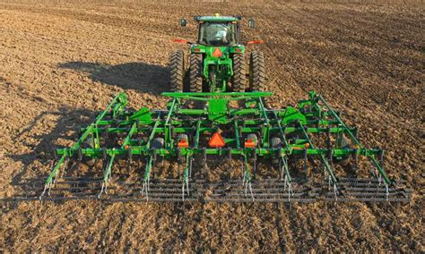 seed bed john deere seedbed tillage