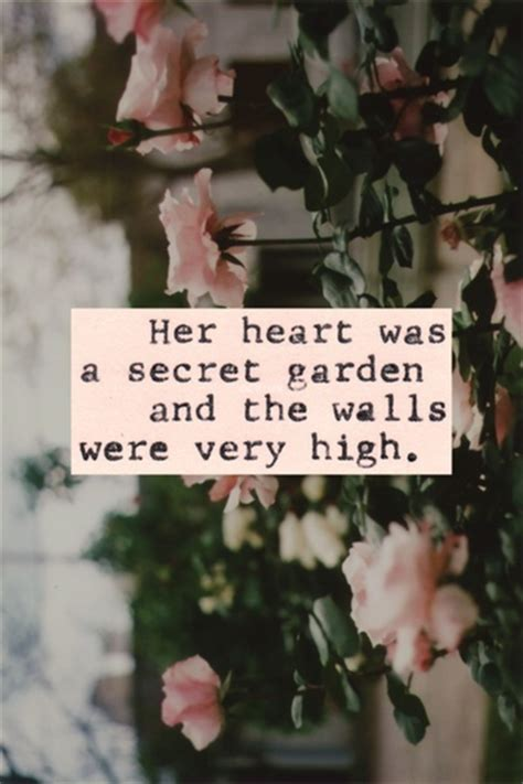 Quotes From The Secret Garden by Quotes From The Secret Garden Quotesgram