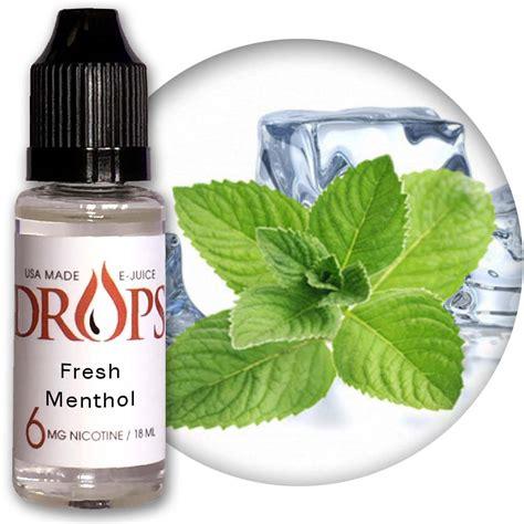 Mint Flavor E Liquid 1200mlmint Flavor Diy E Liquid Essence Essens drops fresh menthol e juice nicvape