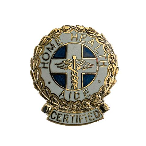 certified home health aide home health aide certified pin products