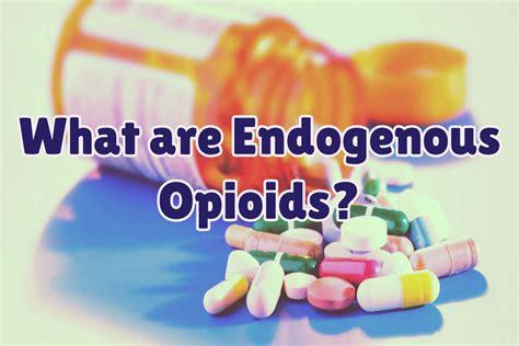 Detox Treatment Near Me by Information On Endogenous Opioids