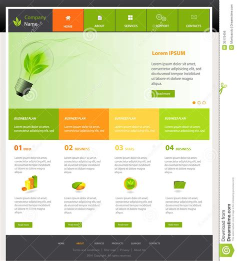 html page templates layout website design templates cyberuse