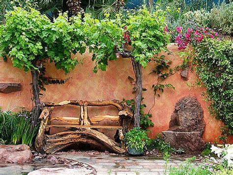 jardines rusticos decoraci 243 n de jardines r 250 sticos handspire