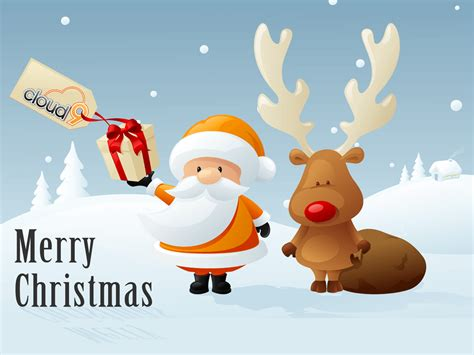 christmas wallpaper cartoons desktop backgrounds wallpaper cave