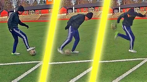 soccer trick can you do this learn soccer tricks quot the heel pop