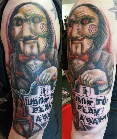 saw tattoo designs professional piercing studio liverpool 13