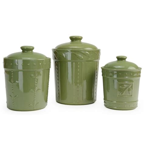 kitchen canisters green 17 best images about canister sets on ceramics sorrento and atelier