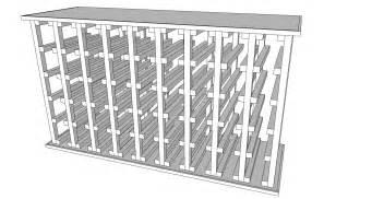 woodworking wine rack plans woodworking plans