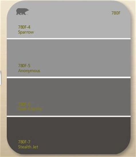 behr paint color koi behr sparrows and granite on