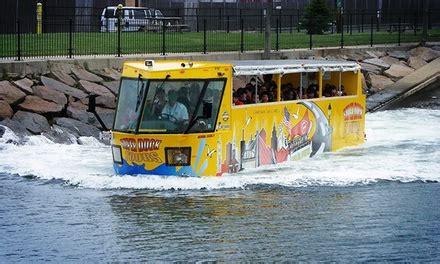 duck tours boston coupon code boston super tours in charlestown ma groupon