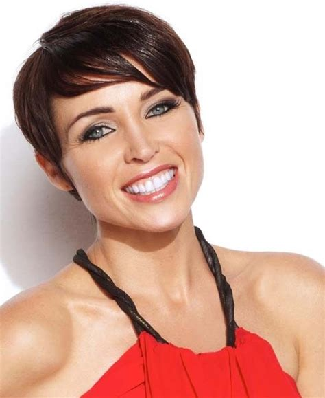how to achieve disheveled pixie adorable hairstyles for women over 40 years old hairstylesco