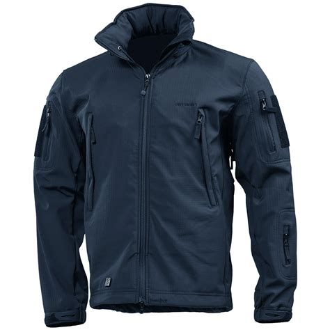 Soft Hk Jacket Ar pentagon artaxes combat soft shell mens tactical jacket security guard navy blue ebay