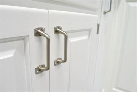 painting kitchen cabinet hardware how to paint kitchen cabinets step by step with video