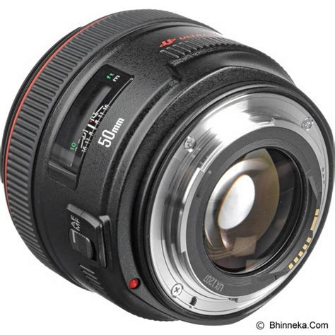Lensa Canon Ef 50mm F 1 2 L Usm jual canon ef 50mm f 1 2l usm murah bhinneka