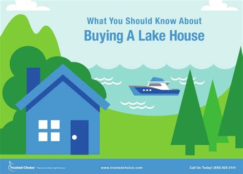 What You Should Know About Buying A Lake House