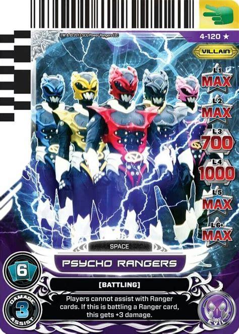 Rhs Figure Sentai Series Gokai Ranger Blue Original psycho rangers power rangers trading card it s morphin