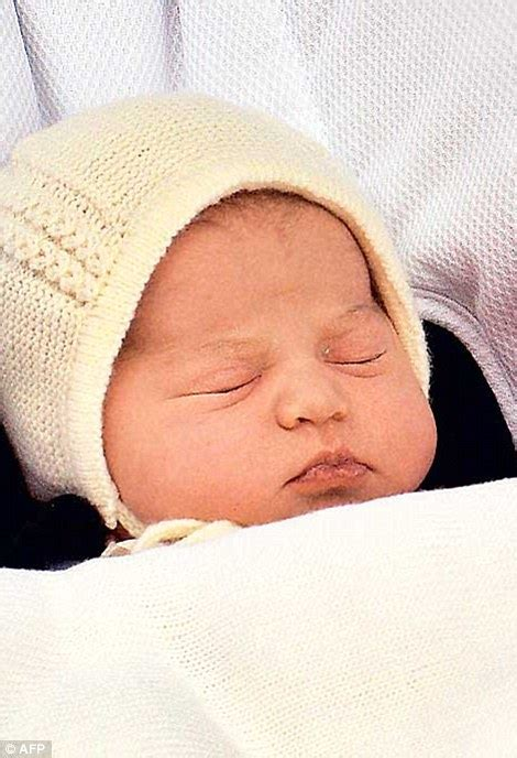 when was born kate middleton s royal baby princess visited by