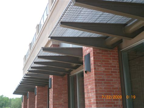 Aluminium Shade Awnings by Custom Products