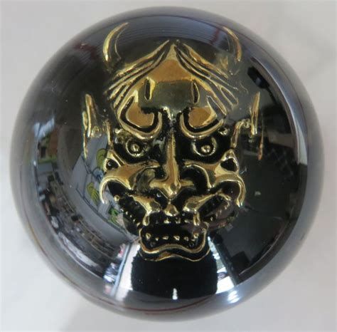 Rod Shift Knobs by Japanese Hannya Shift Knob Knobs