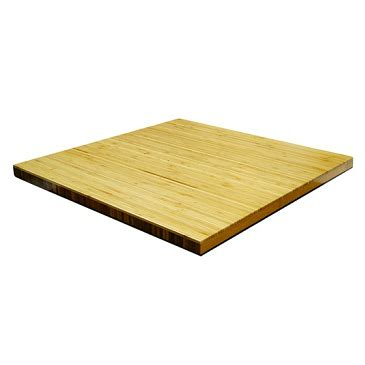 modern bamboo butcher block style table tops tablebasedepot