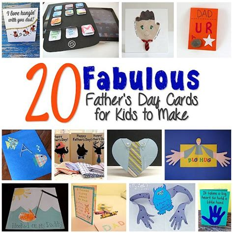20 S Day Cards For To Make About Family Crafts