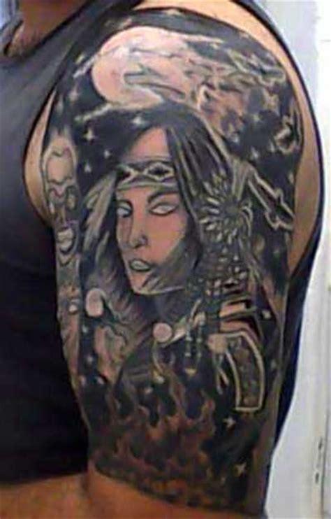 um look da tattoo mais de perto do alanzinho25 hoje 33 tatuagens de 205 ndias e lobos significados fotos dicas