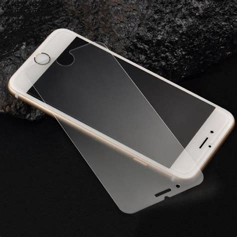 frosted matte tempered glass film  iphone