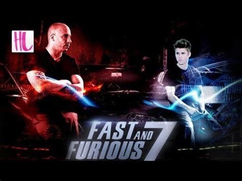 Fast And Furious 8 Justin Bieber Fake | justin bieber in fast and furious 7 official fake