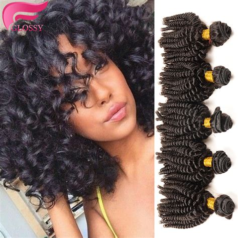 weave on short afro hair brazilian afro kinky curly hair aunty funmi hair spiral