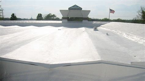foam roof how much does spray foam roofing cost castile roofing