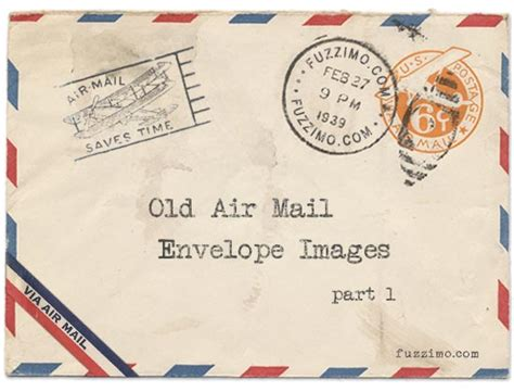 printable vintage envelope free printables old air mail envelope diy weddings magazine