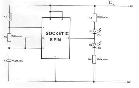 fungsi transistor pada audio fungsi kapasitor pada ic 555 28 images rangkaian penguji ic 555 apakah normal atau tidak