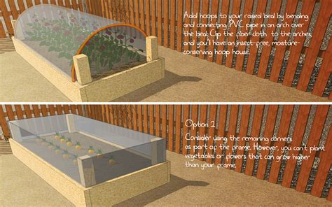 raised planting beds 4 ways to construct a raised planting bed wikihow