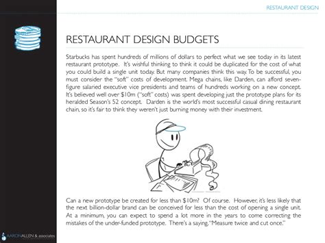 restaurant layout considerations restaurant design restaurant design