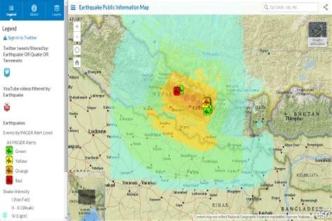 alumni itenas rebut indonesian good design selection award nepal earthquake public information map