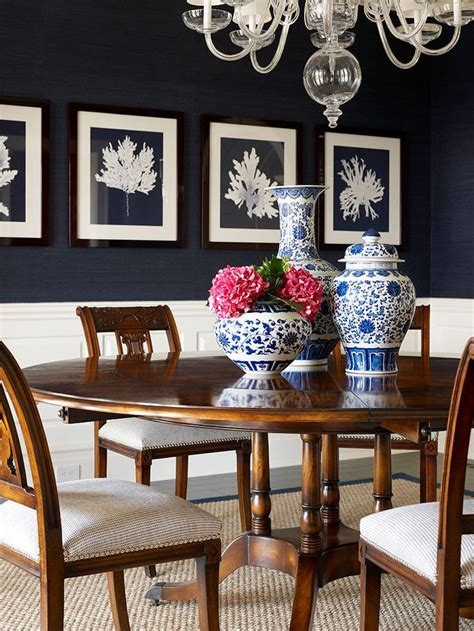blue and white dining room top 25 best blue dining rooms ideas on pinterest