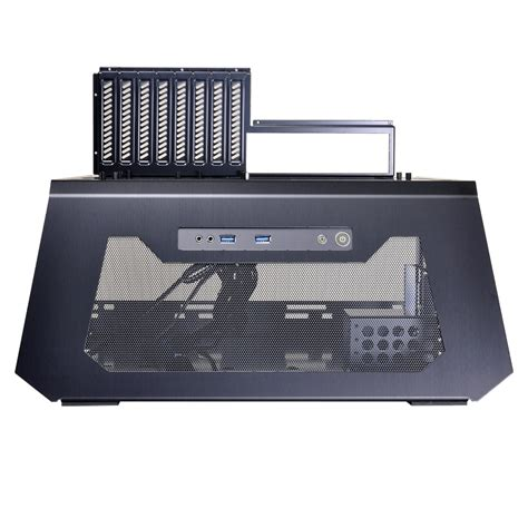 open bench case lian li announces the pc t70 open bench chassis funkykit