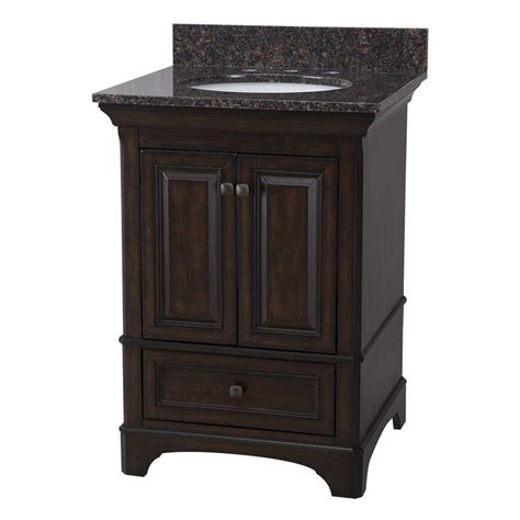 Home Decorators Vanity by Home Decorators Collection Moorpark 25 In Vanity In