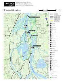 sauvie island oregon map collins on sauvie island swimming holes in oregon