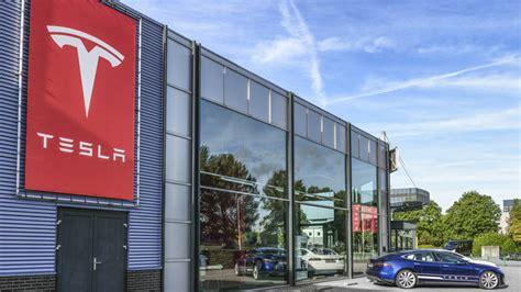 tesla manufacturer tesla acquires german car manufacturer