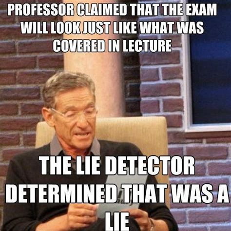 That Was A Lie Meme - maury lie detector know your meme