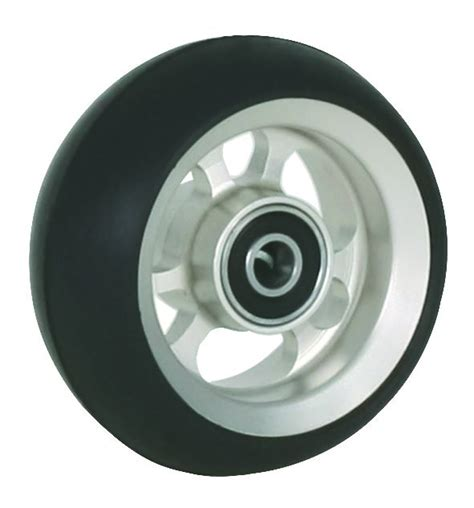 Castor Wheels 3 quot 80 x 34mm alucore castor wheel mobility for you