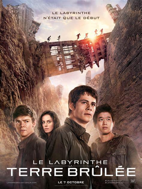 Film Maze Runner 2 Streaming Vf | le labyrinthe la terre br 251 l 233 e film 2015 allocin 233