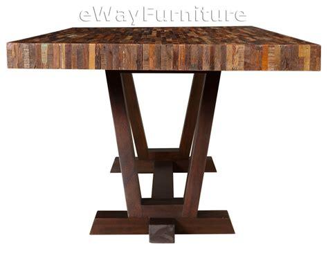bina max 84 inch dining table