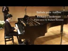 ballade pour adeline richard clayderman piano cover ballade pour adeline richard clayderman piano cover by